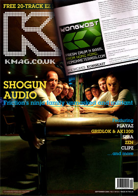 read more about KONGKAST in KMAG #102